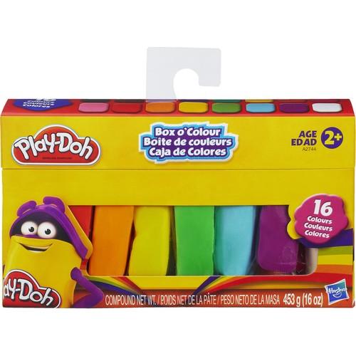 Play Doh 16'Lı Parmak Hamur