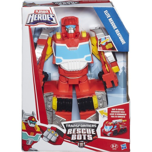 Transformers Rescue Bots Heatwave Figür