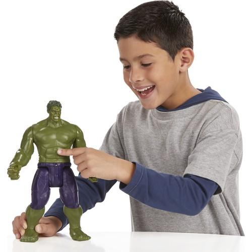 Avengers Tıtan Hero Tech Elektronik Hulk