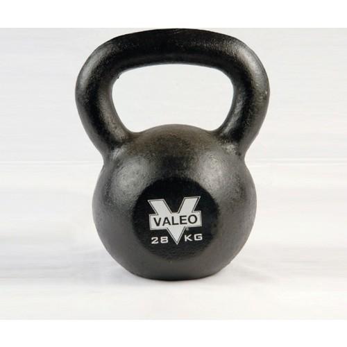 Valeo 28 Kg Döküm Kettlebell