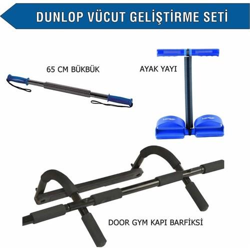 Dunlop Vücut Geliştirme Seti