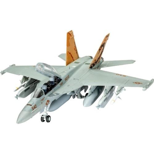 Revell 64904 Ea-18G Uçak Model Seti (1:144 Ölçek)