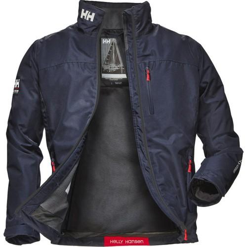 Helly Hansen Crew Midlayer Erkek Ceket
