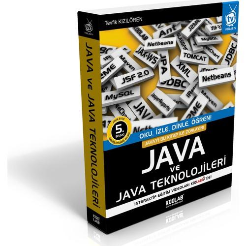 Java Ve Java Teknolojileri - Tevfik Kızılören