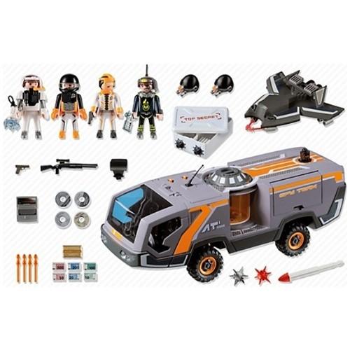 Playmobil Casus Takım ve Araç