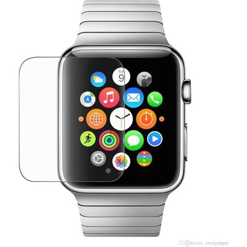 Case 4U Apple Watch (42mm) Kırılmaz Cam Ekran Koruyucu