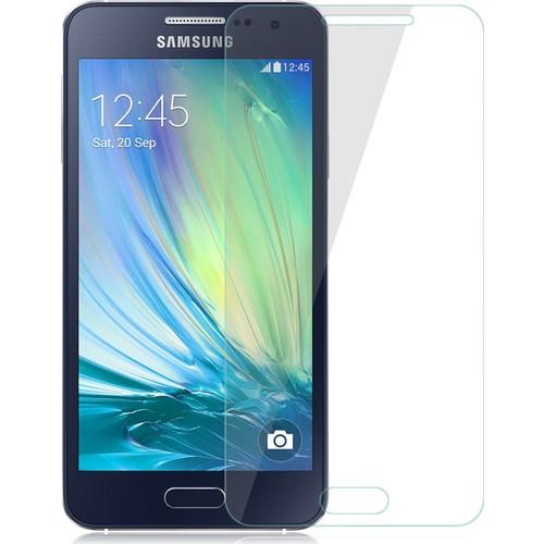 Case 4U Samsung Galaxy A3 Kırılmaz Cam Ekran Koruyucu