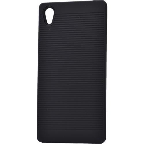 Case 4U Sony Xperia Z5 Compact You Koruyucu Kapak Siyah