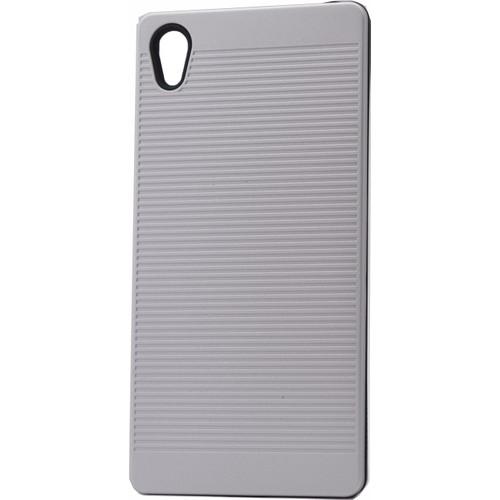 Case 4U Sony Xperia Z5 You Koruyucu Kapak Gri