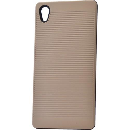 Case 4U Sony Xperia Z5 Premium You Koruyucu Kapak Altın
