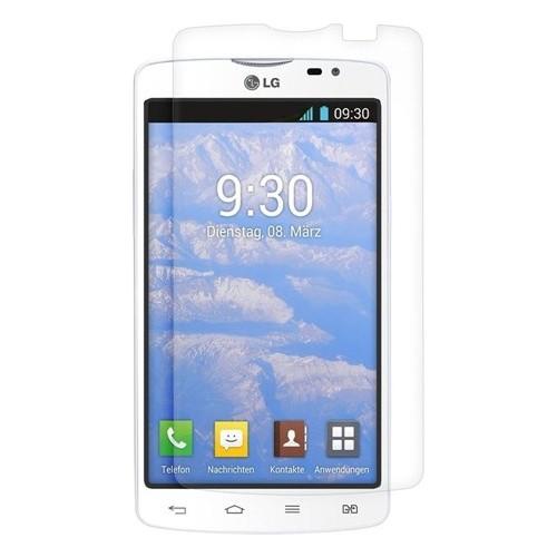 Case 4U LG L80 Ultra Şeffaf Ekran Koruyucu