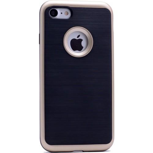Case 4U Apple İphone 6 Korumalı Arka Kapak Altın