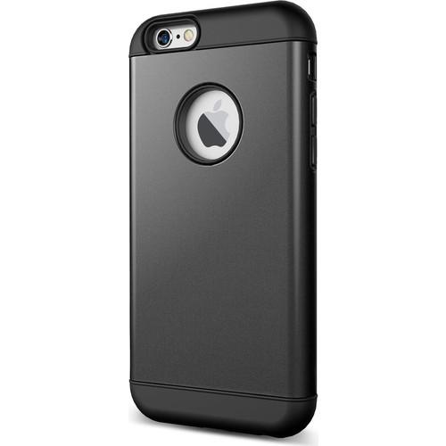 Case 4U Apple İphone 6 Korumalı Kapak Siyah