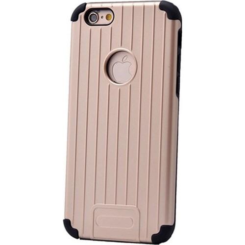 Case 4U Apple İphone 6S Plus Verse Korumalı Kapak Altın