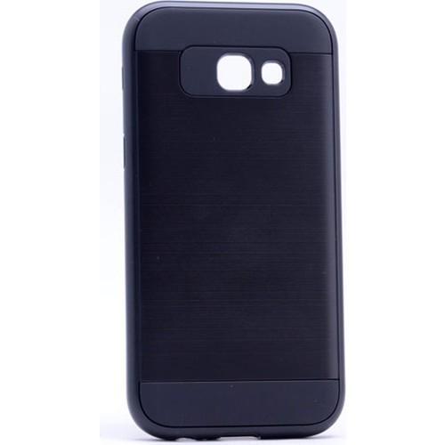 Case 4U Samsung Galaxy A5 Korumalı Kapak Siyah