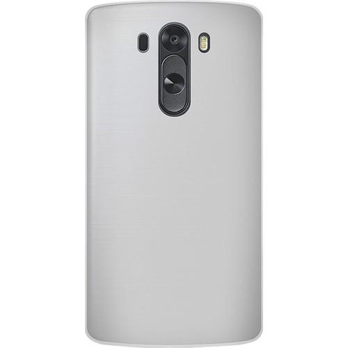 Case 4U LG G4 Stylus Soft Silikon Kılıf Şeffaf
