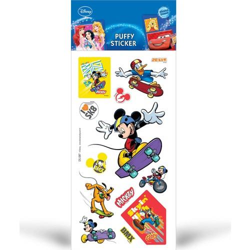 Artikel Mickey Puffy Sticker DS-087