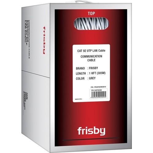 Frisby CAT-5E UTP 24AWG 305 MT Network Kablosu (FR-CAT5E09)