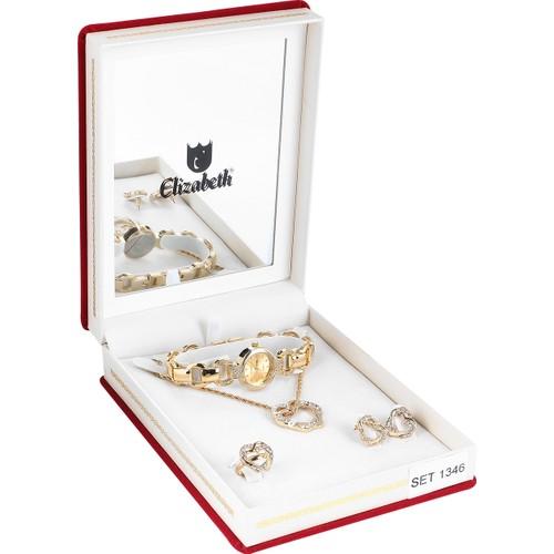 Elizabeth Set134601 Kadın Kol Saati