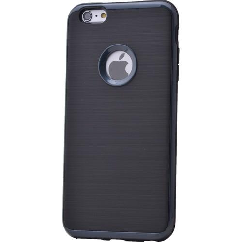 Case 4U Apple İphone 6S Plus Korumalı Arka Kapak Siyah