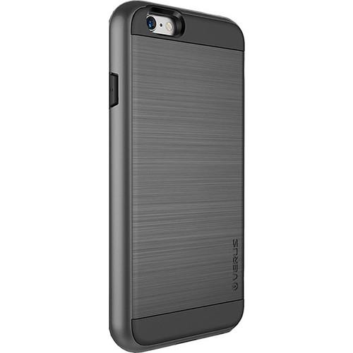 Case 4U Apple İphone 4 Verus Korumalı Kapak Siyah