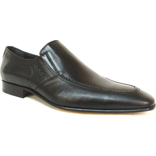 Fastway 1339 Siyah Klasik Abiye Erkek Ayakkabı