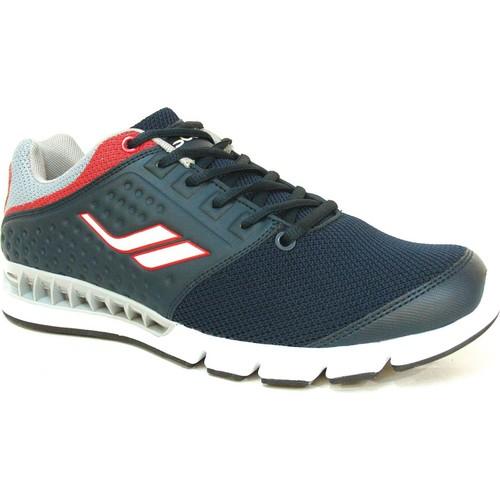 Lescon L4516 Lacivert Bağcıklı Stream Erkek Spor Ayakkabı