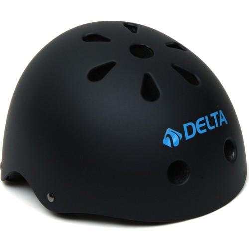 Delta Bisiklet Paten Kaykay Ayarlanabilir Dura-Strong Deluxe Yetişkin Kaskı - 411B