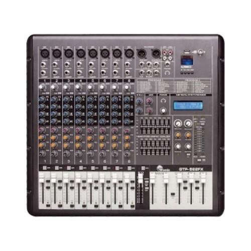 Fomix GTP-822FX Power Mıxer