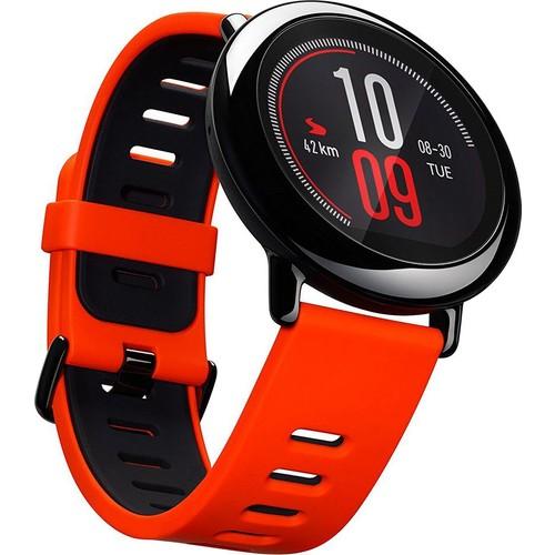 Xiaomi Amazfit Pace Bluetooth Nabız GPS Akıllı Saat - Global Versiyon - Kırmızı