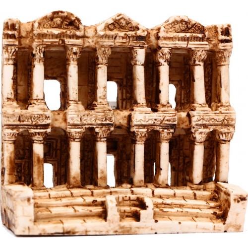 Akvaryum Dekor Selçuk Tapınağı Küçük