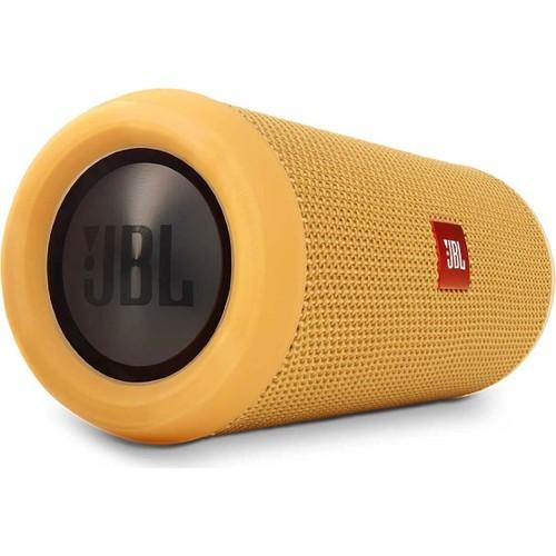 JBL Flip3 Bluetooth Hoparlör Mic. Sarı