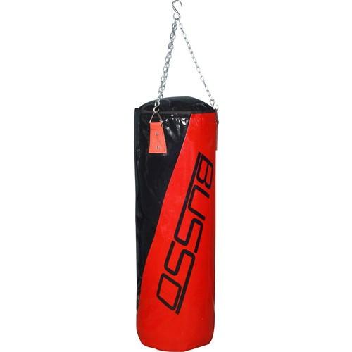 Busso Boks Torbası 90X30 Askı & Zincir Aparatlı Kırmızı