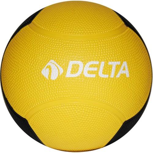 Delta Sağlık Topu Zıplayan 2 Kg . Sarı/Siyah - DST 7552
