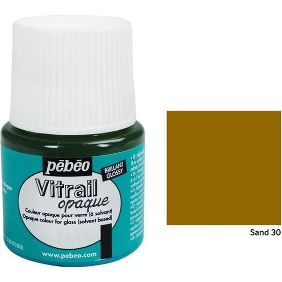 Pebeo Vitrail Cam Boyası 45Ml - 30 Sand