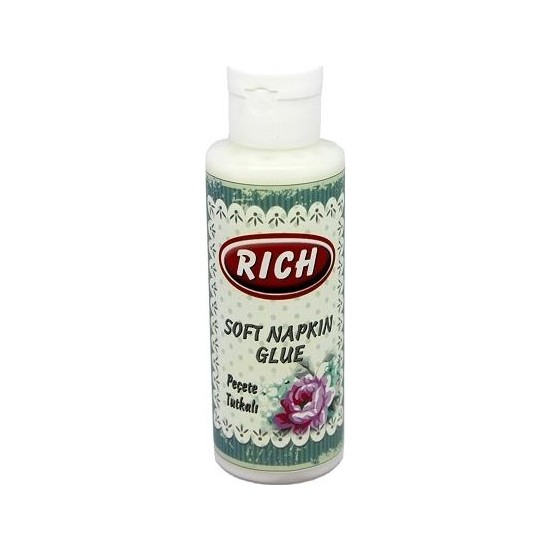 Rich Soft Peçete Tutkalı 130Cc