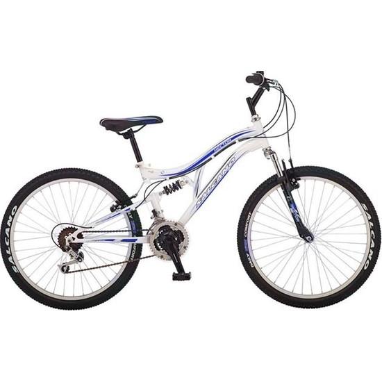 Salcano Hector 26 Jant V Bisiklet Siyah - Mavi