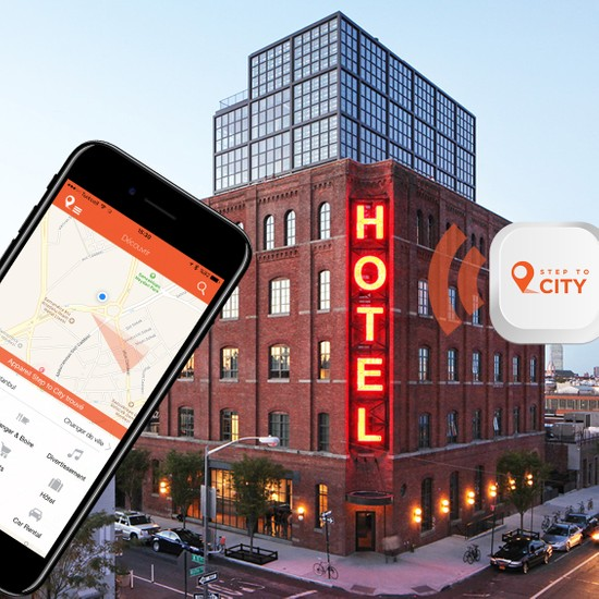 Step To City Otel Entegrasyon Paketi