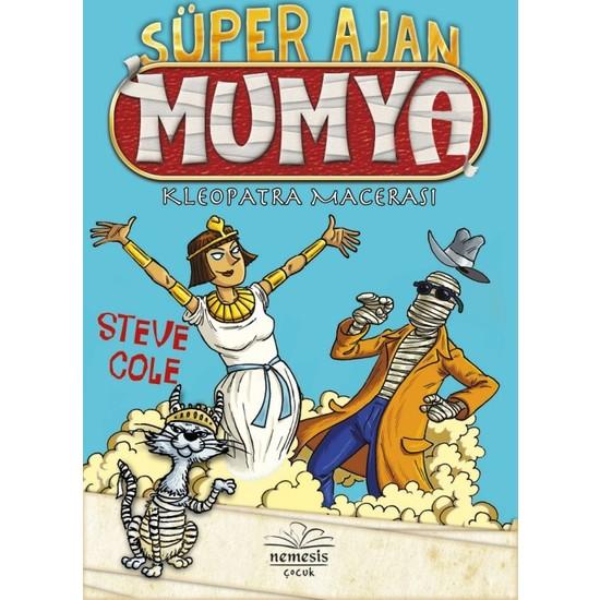 Süper Ajan Mumya :Kleopatra Macerası