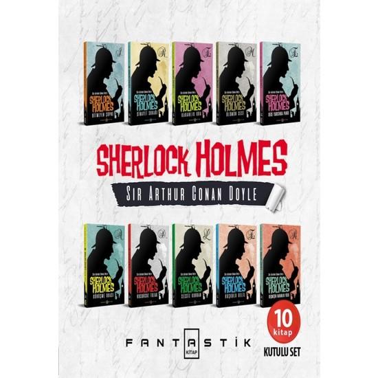 Sherlock Holmes Set (10 Kitap) - Sir Arthur Conan Doyle