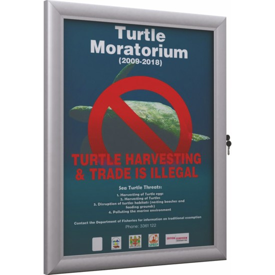 ORES Poster Board - B2 (500x700 mm.)