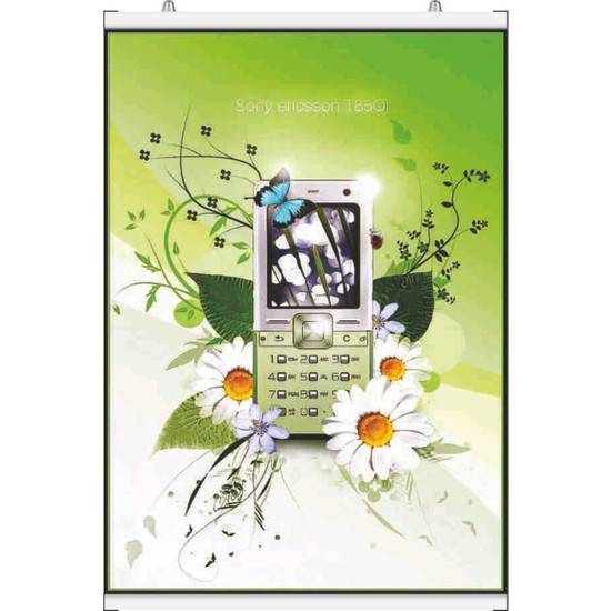 ORES Poster Askısı - 850 mm.