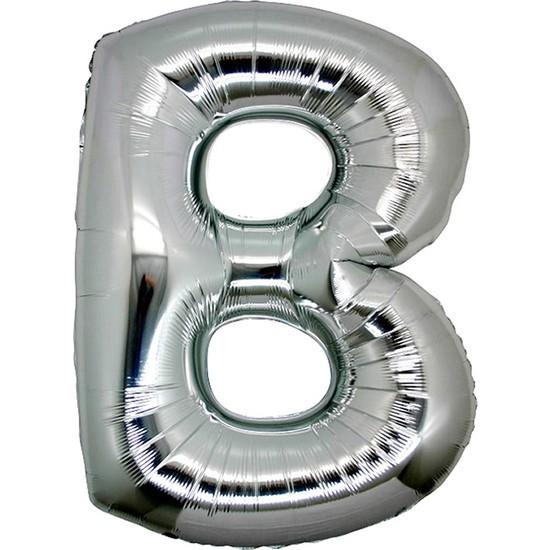 KbkMarket B Harfi İthal 100 cm Harf balon