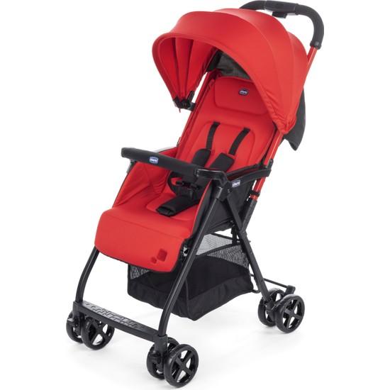 Chicco Ohlala Ultra Hafif Bebek Arabası - Paprika