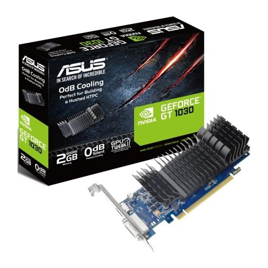 Asus GT1030-SL-2G-BRK 2GB 64 bit GDDR5 Ekran Kartı