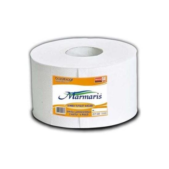 Marmaris Jumbo Tuvalet Kağıdı 12′li 110 mt