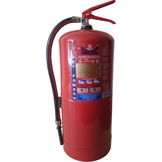 Dalgıç Yangın Söndürme Tüpü 12 Kg.
