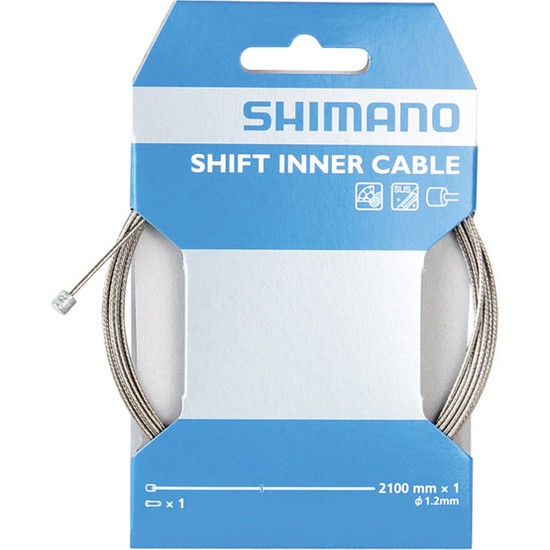 Shimano Vites Teli 2100mm Gri