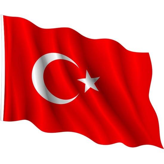 Alsancak Türk Bayrağı 070-105