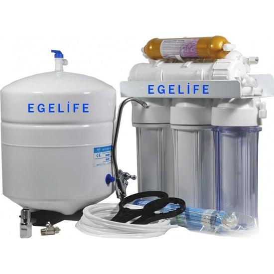 EGELİFE 6 Aşamalı Su Arıtma Cihazı